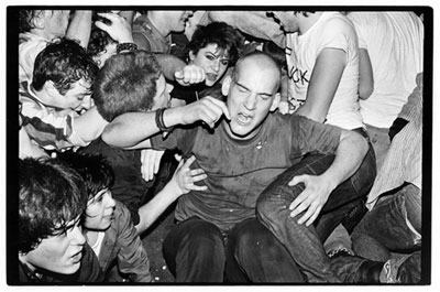 Minor Threat (Foto: Glen E. Friedman)