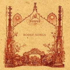 a25a8474 Boduf Songs (2005) Boduf Songs er en ganske kort plate bestående av ni  låter, alle med hviskende vokal. Sweet synger som om hans egen stemme er  ham fremmed.