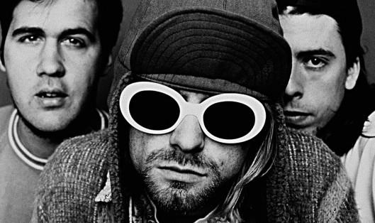 Nirvana 1993 (Foto: Jesse Frohman)