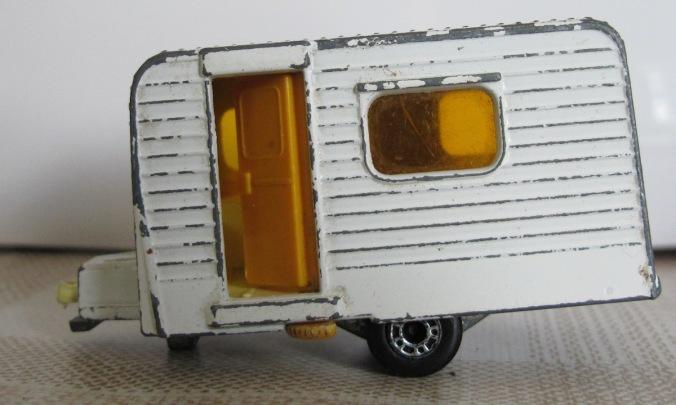 Caravan (Matchbox 31, 1977)