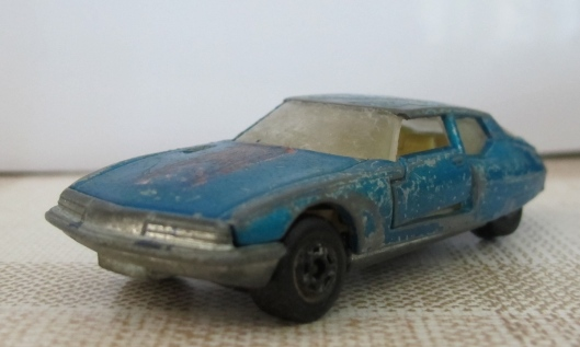 citroen SM 1971 (Matchbox No. 51)