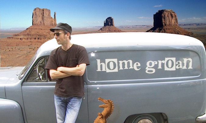 home groan