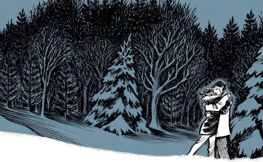 Craig Thompson: Blankets (graphic novel, 2004)
