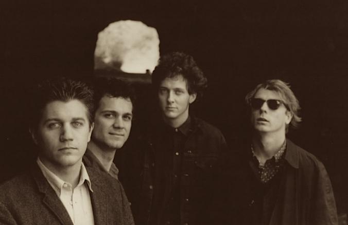 Thin White Rope, ca 1988: Roger Kunkel, Guy Kyser, Jozef Becker, John Von Feldt