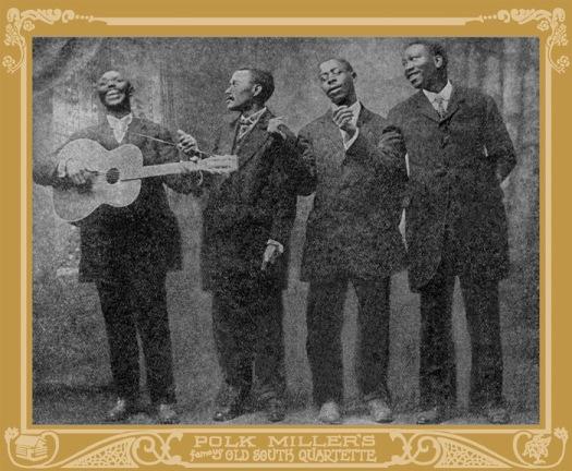 The Old South Quartette